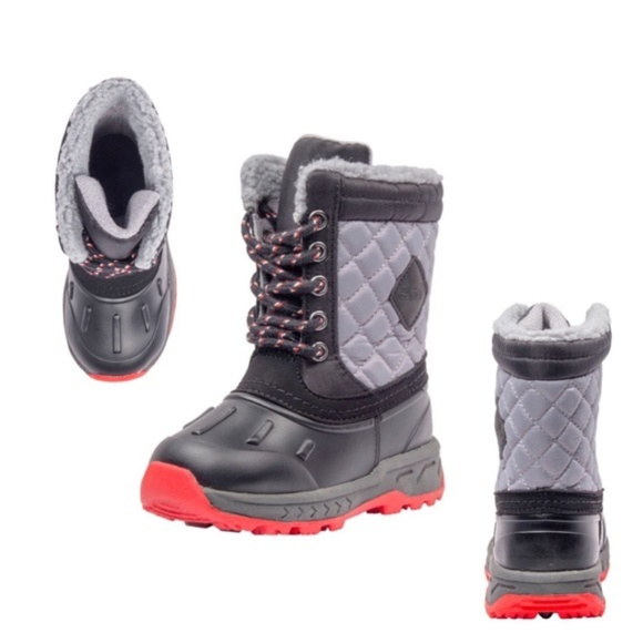 carter's snow boots for toddlers